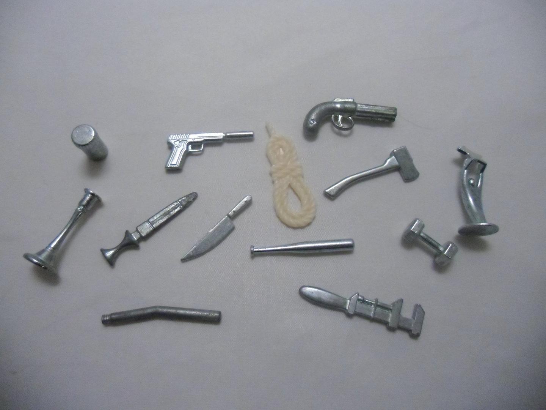 Tatwaffen Cluedo