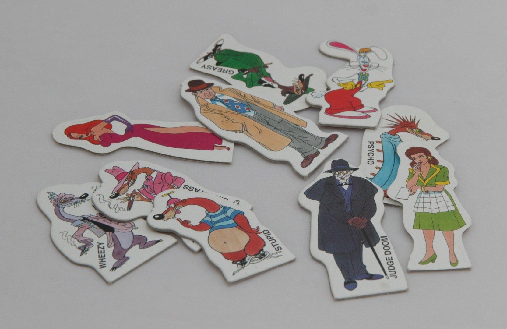 Falsches Spiel mit Roger Rabbit - Spielfigur - Spieleteile-area