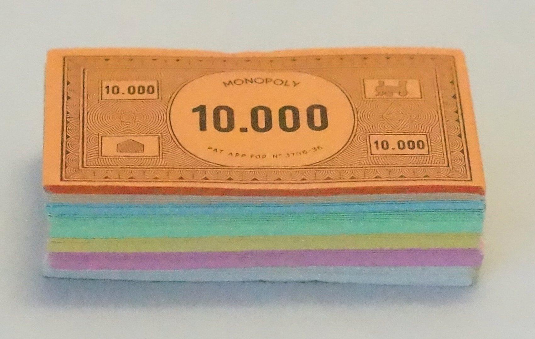 Monopoly Startgeld Euro